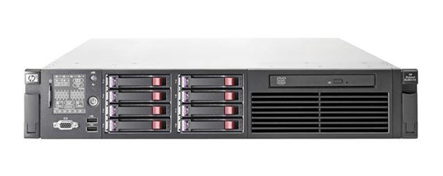 Преимущества сервера HP ProLiant DL380 G7: позволяет установить до 384 GB оперативной памяти; помогает справляться с задачами, требующими быстрого реагирования, не влияя при этом на скорость работы Вашей сети; предоставляет возможность выбора жеских дисков SAS или SATA; обеспечивает максимальное удобство обслуживания и работы; дает возможность оперативной установки в 19-дюймовую стойку.
