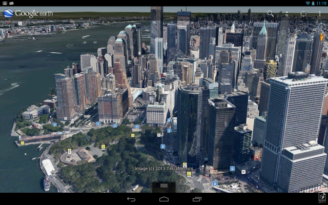 Google Earth – Soft for Android – Free down